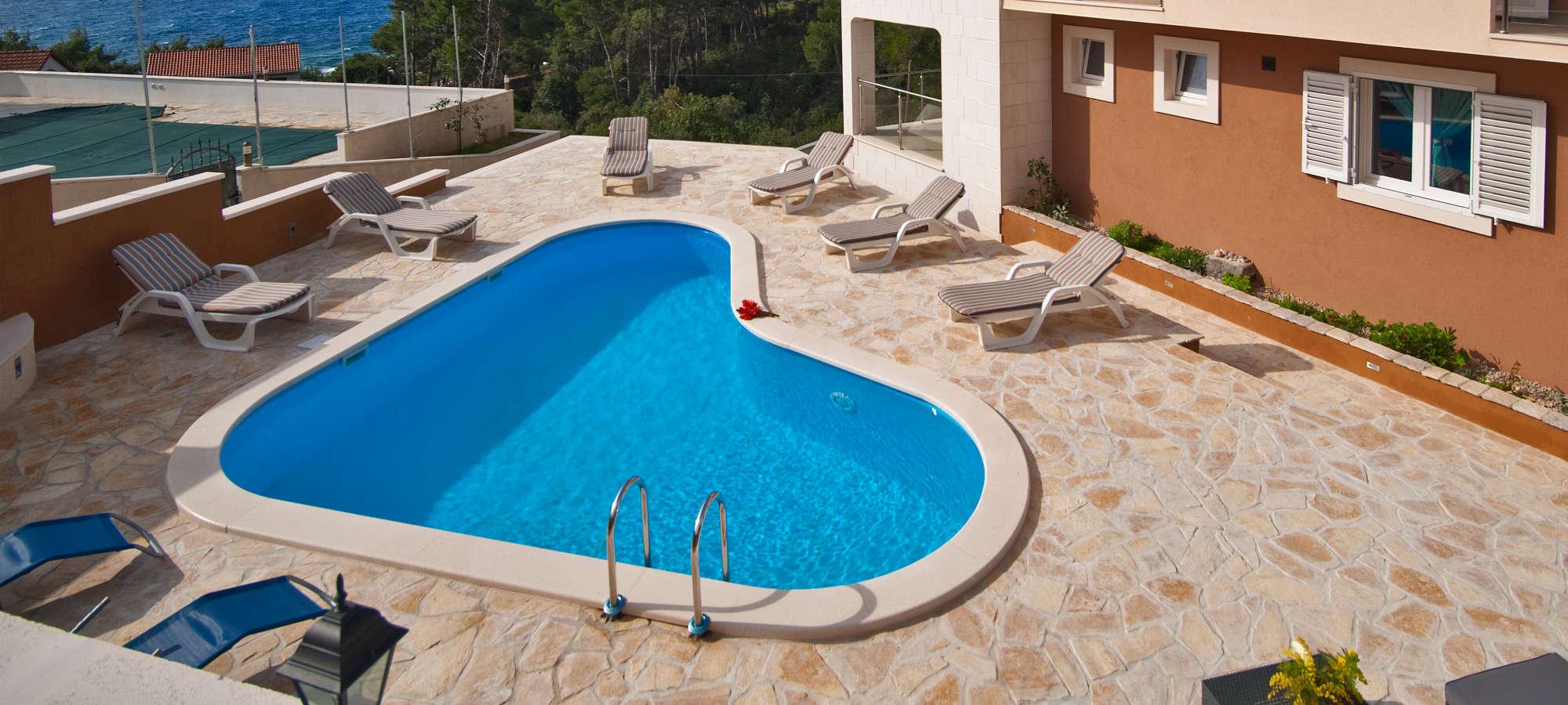 Dodatna oprema za bazene