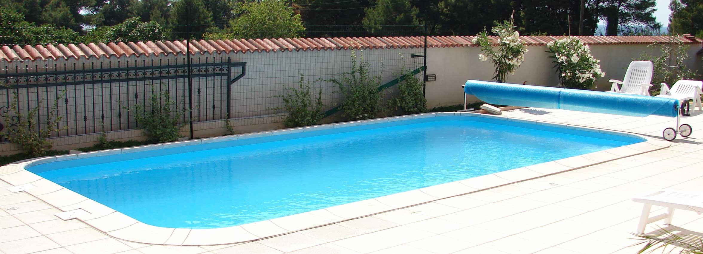 Neograničena mogućnost oblika bazena