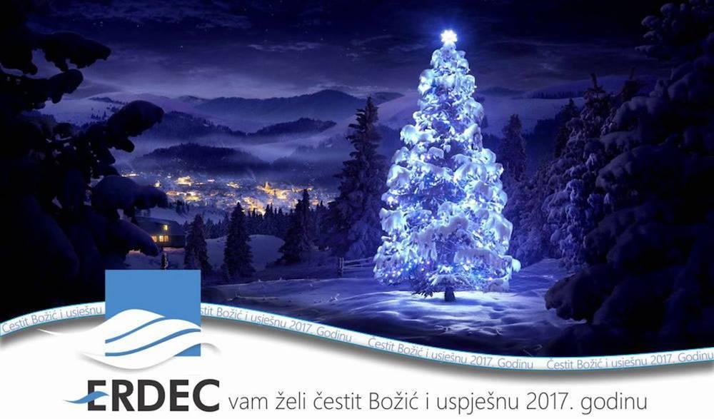 Sretan Božić i Nova 2017.godina!
