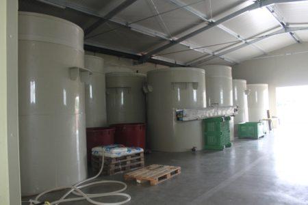 Ciburiproduct Pazin – Oblaganje zidova PP