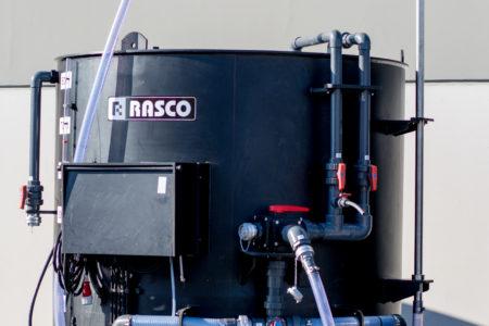 Spremnici i mješalice mokrog sredstva – RASCO