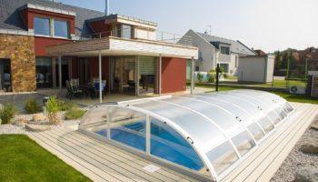 Novo u ponudi – kupole za bazene MOUNTFIELD!