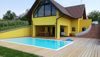 Preljevni bazen 8,0×4,0x1,5m, lokacija Selnica – Mursko središte